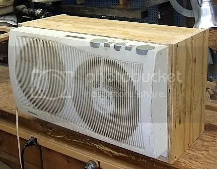 Box Fan Air Filter