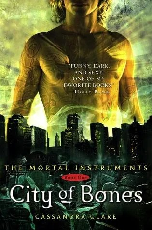 narfna's #CBR4 Review #74: City of Bones by Cassandra Clare