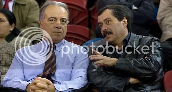 Carvalho da Silva e Mário Nogueira