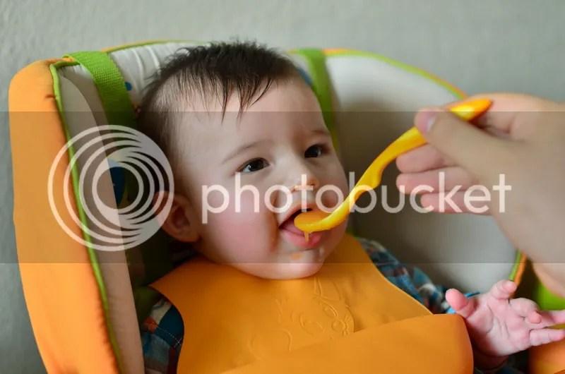 photo verdura cute baby pure food