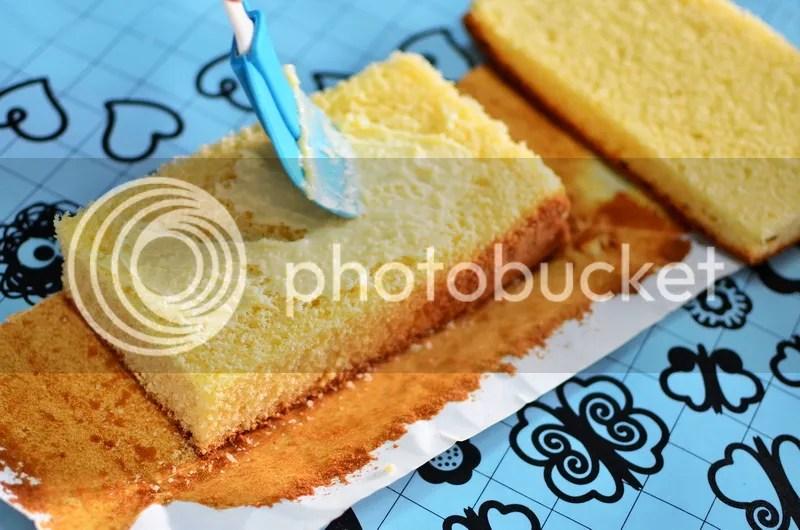 photo sugar cake fondant decoration
