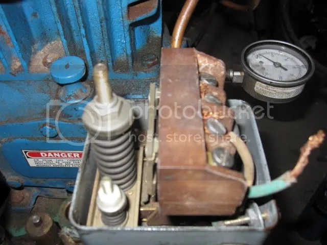 Wiring Quincy Air Compressor