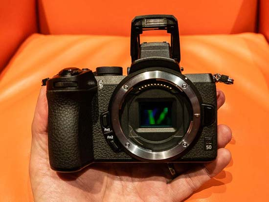 Nikon Z50 Review - First Impressions   Photography Blog