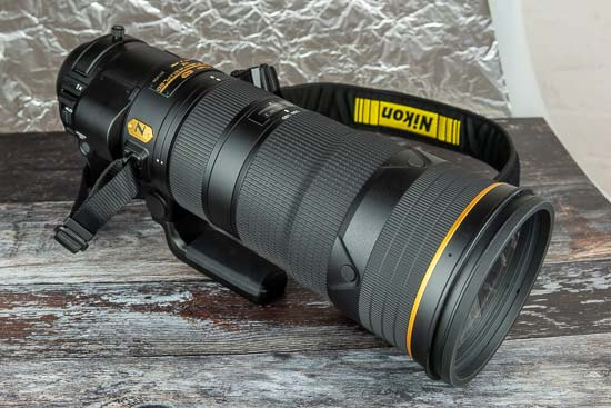Nikon AF-S Nikkor 180-400mm f/4E TC1.4 FL ED VR