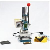 10X13CM Manual Hot Foil Stamping Machine,leather printer