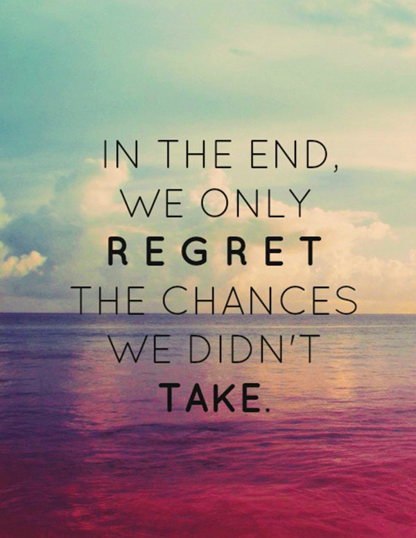 No Regrets Quotes : regrets, quotes, Regrets, Quotes, Sayings, Picture