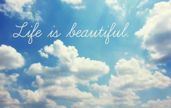 Beautiful Life Quotes And Sayings. QuotesGram