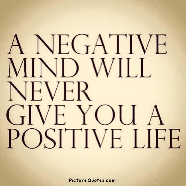 Positive Mind Positive Life Quotes Quotesgram