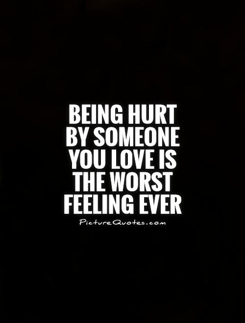 Quotes Hurt Feelings Relationship About