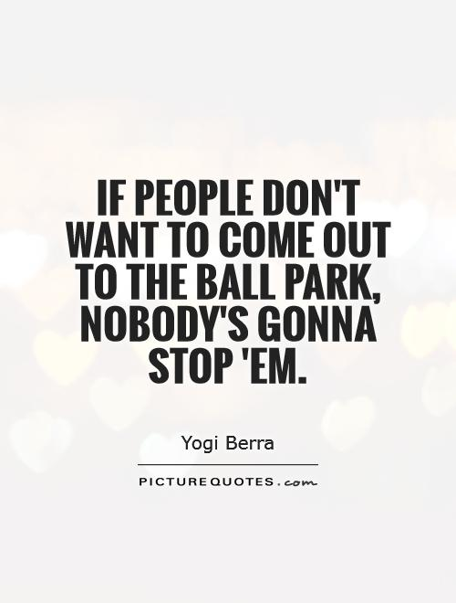Yogi Berra Quotes & Sayings (147 Quotations)