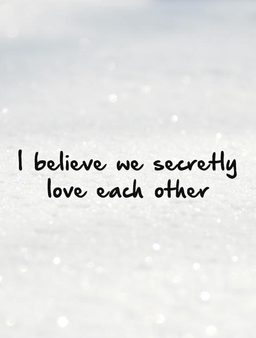 Quote About Secret Love : quote, about, secret, Secret, Quotes, Sayings, Picture