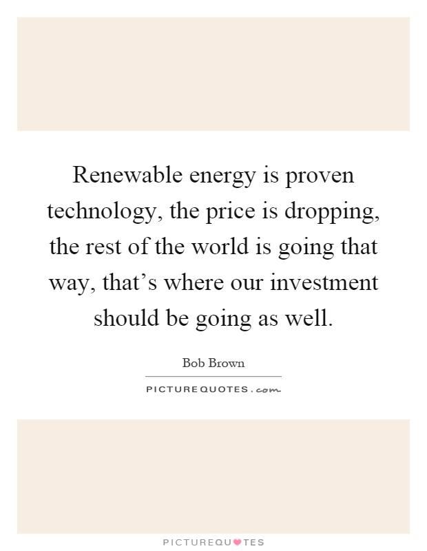 Renewable Quotes