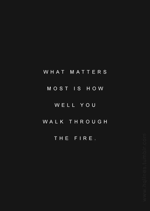 Falling In Reverse Wallpaper Through The Fire Quotes Quotesgram