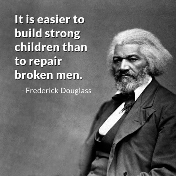 Image result for frederick douglass quote