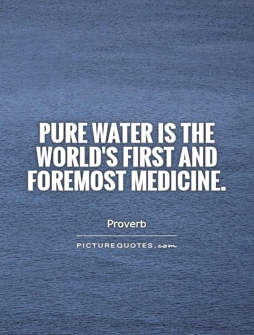 Water Quotes And Sayings QuotesGram