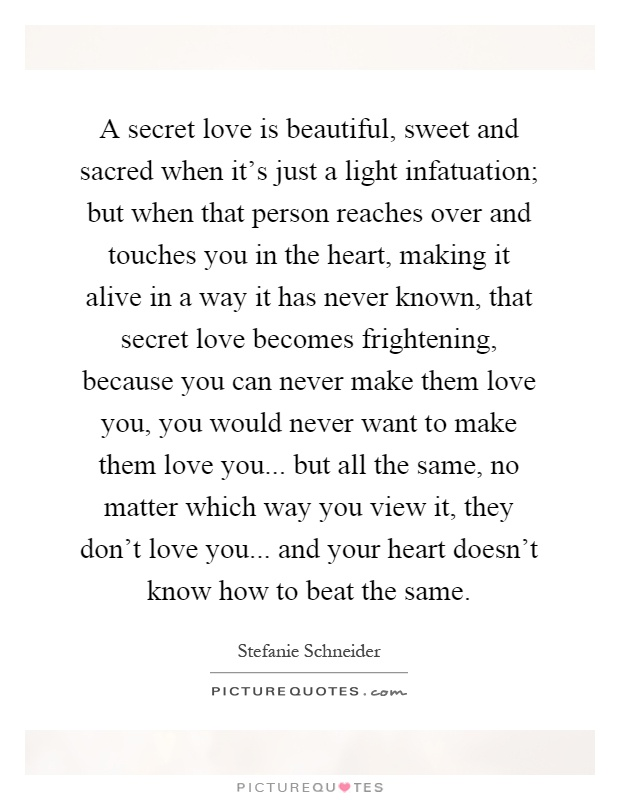 Quote About Secret Love : quote, about, secret, Secret, Beautiful,, Sweet, Sacred, Picture, Quotes