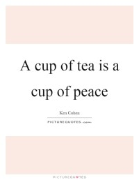 Tea Quotes | Tea Sayings | Tea Picture Quotes - Page 5