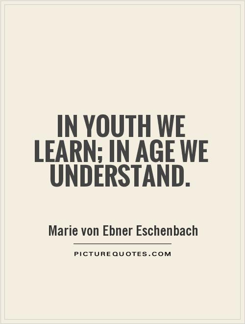 Quotes About Love And Age Difference