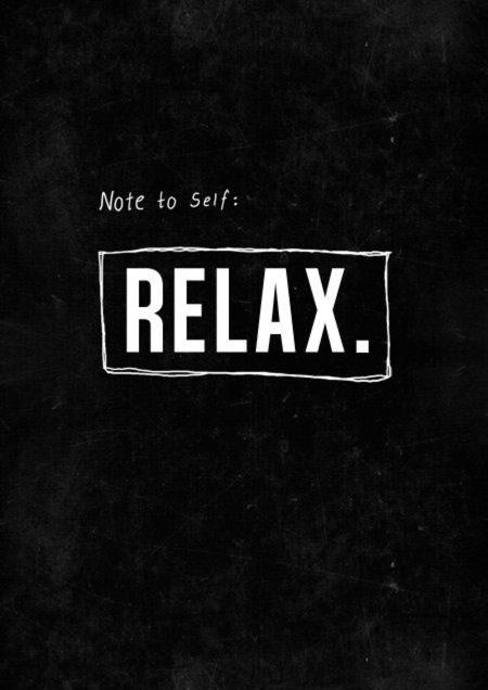Relax Quote : relax, quote, Relaxing, Quotes, APHRODITE, Inspirational, Quote