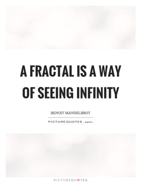 Image result for mandelbrot quote