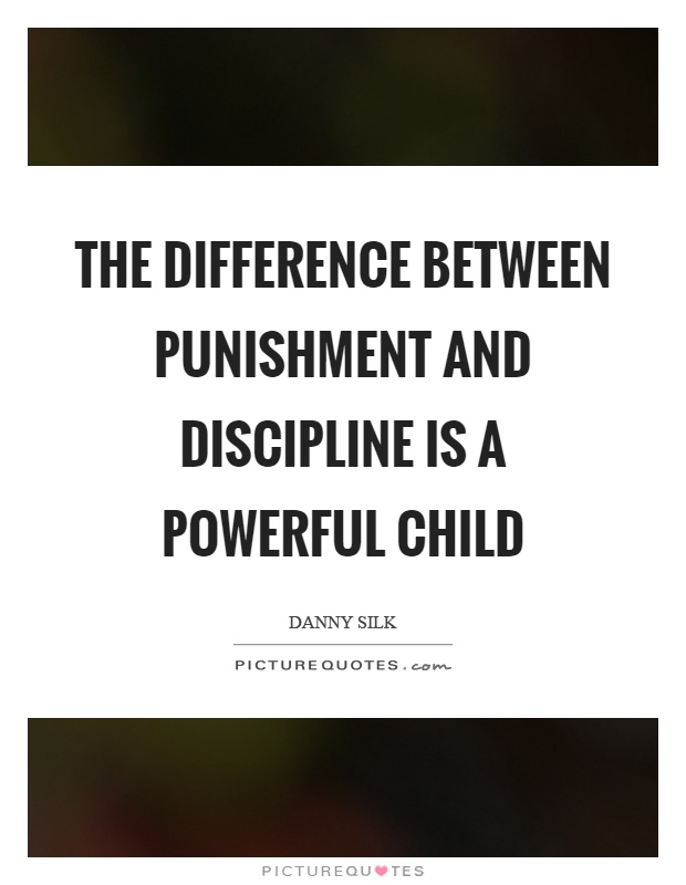 Quote About Discipline : quote, about, discipline, Child, Discipline, Quotes, Sayings, Picture