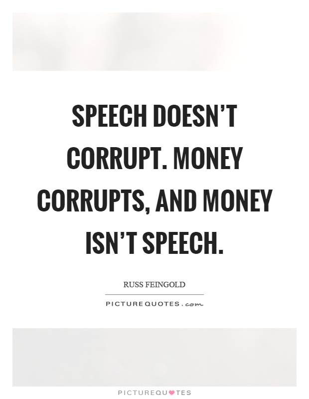 examples of how power corrupts Two examples the first i noticed a couple of month's back when they had  occasion to mention penny sparrow's name – it was almost certainly.