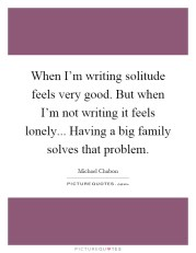 Image result for writers and solitude