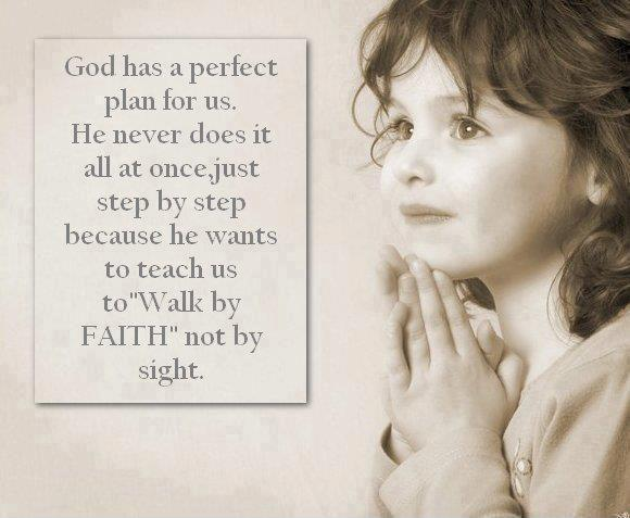 Famous Quotes About Faith In God Quotesgram