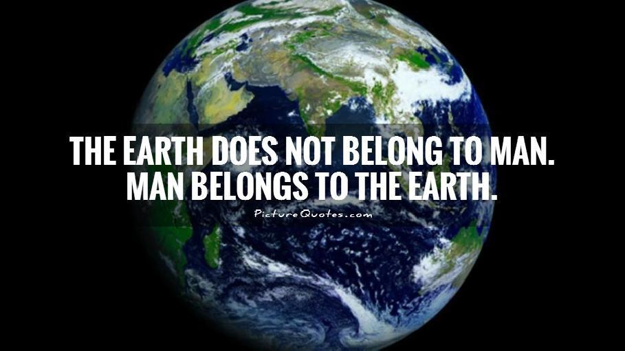Mother Earth Quotes Quotesgram
