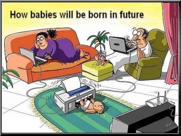 how babies will be