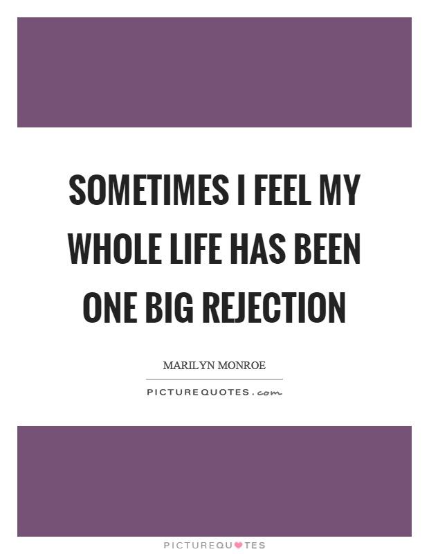 Quotes About Rejection : quotes, about, rejection, Rejection, Quotes, Sayings, Picture