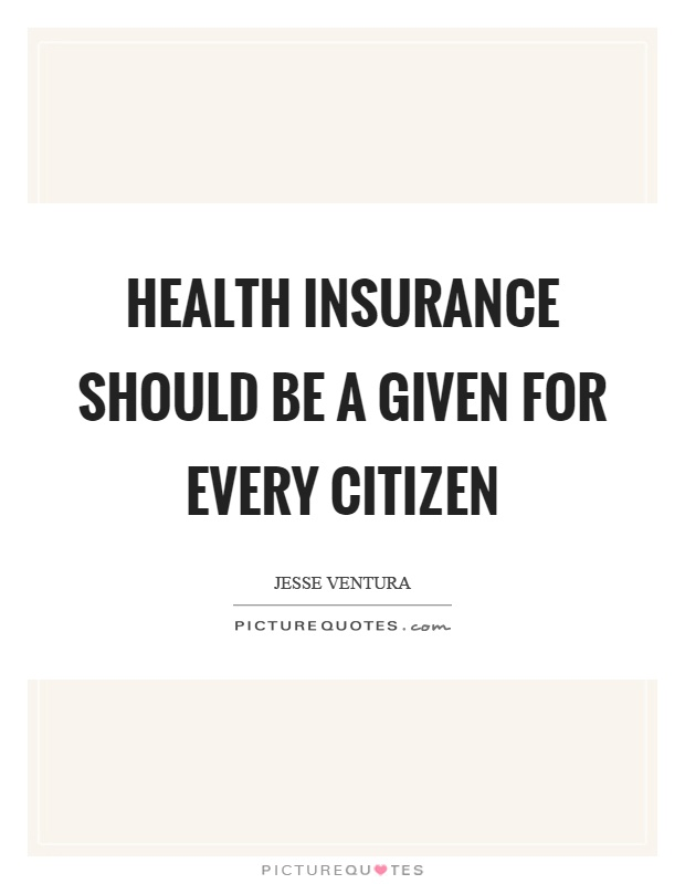 Health Ins Quotes  Health Ins Sayings  Health Ins