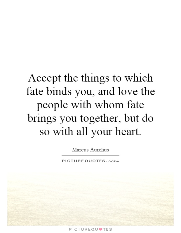 Fate Love Quotes : quotes, Quotes, Sayings, Picture