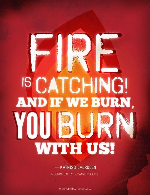 Katniss Hunger Games Funny Quotes