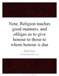 Image result for religion teaches manner