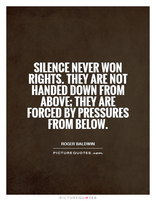 Silence Quotes   Silence Sayings   Silence Picture Quotes - Page 4