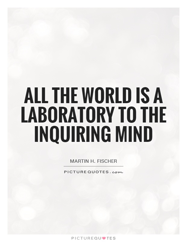 Laboratory Quotes And Sayings. QuotesGram