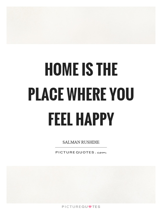 Happy Home Quotes : happy, quotes, Happy, Quotes, Sayings, Picture