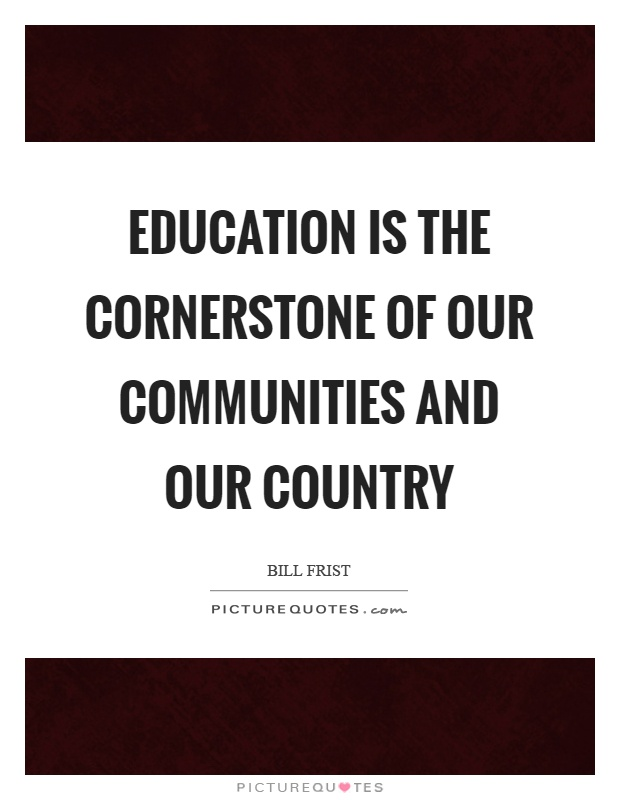 Education Sayings : education, sayings, Education, Community, Quotes, Sayings, Picture