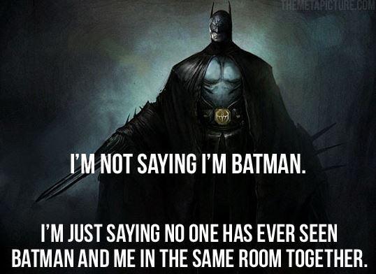 Batman Quotes Batman Sayings Batman Picture Quotes