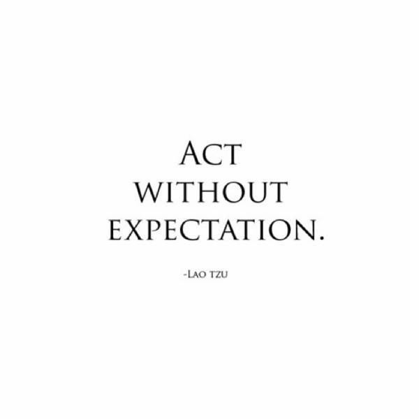 Image result for expectations quote