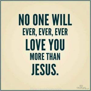 my hero is jesus