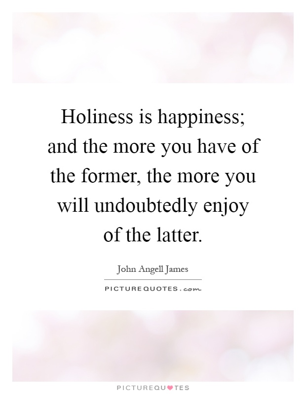 Image result for sayings of john angell james