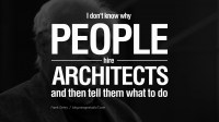 Architecture Quotes & Sayings | Architecture Picture Quotes