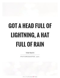 Lightning Quotes