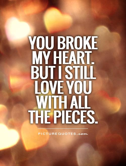 Image result for broken heart deviant art