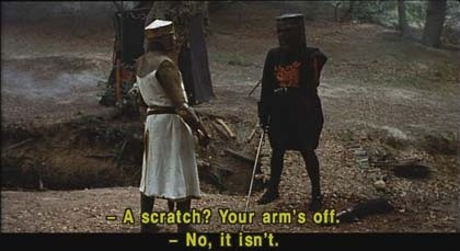 Image result for holy grail monty python quotes