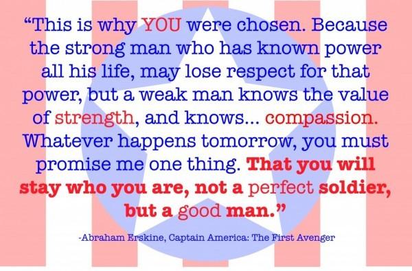Captain America Quote   Quote Number 614775   Picture Quotes