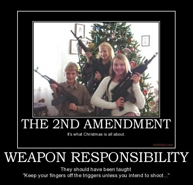 2nd Amendment Funny Gun Quotes