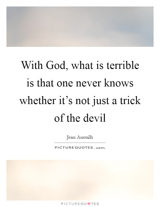 Image result for quotes on the devil